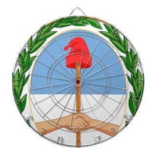 Escudo de Argentina - Coat of arms of Argentina Dartboard