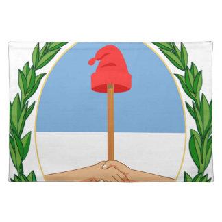 Escudo de Argentina - Coat of arms of Argentina Placemat