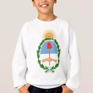 Escudo de Argentina - Coat of arms of Argentina Sweatshirt