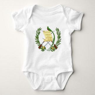 Escudo de armas de Guatemala - Coat of arms Baby Bodysuit