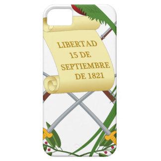 Escudo de armas de Guatemala - Coat of arms iPhone 5 Cases