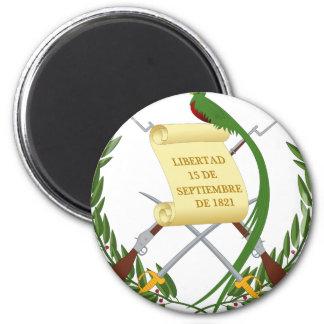 Escudo de armas de Guatemala - Coat of arms Magnet