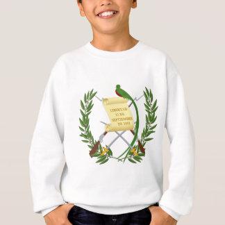 Escudo de armas de Guatemala - Coat of arms Sweatshirt