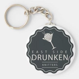 ESDK classic logo keychain