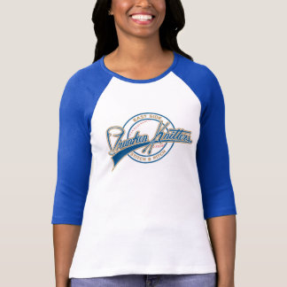 ESDK women's 3/4 sleeve baseball shirt