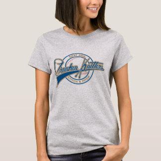 ESDK women's short sleeve baseball shirt