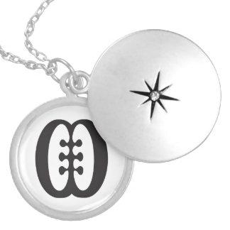 ESE NE TEKREMA | Friendship Interdependence Silver Plated Necklace