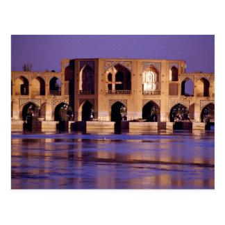 Esfahan, Iran Postcard