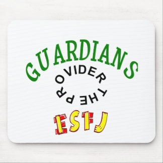 ESFJ Guardian Personality Mouse Pad