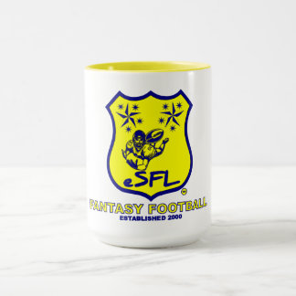 eSFL Shield on Mug