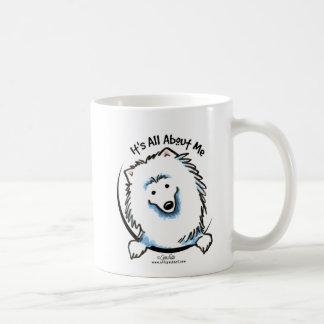 Eskie Its All About Me Coffee Mug