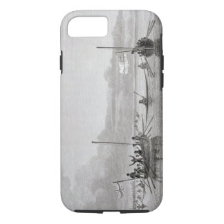 Eskimaux Coming Towards the Boats in Shoalwater Ba iPhone 7 Case