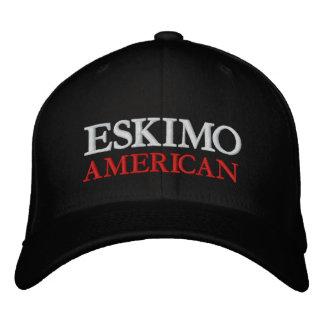 ESKIMO, AMERICAN BASEBALL CAP