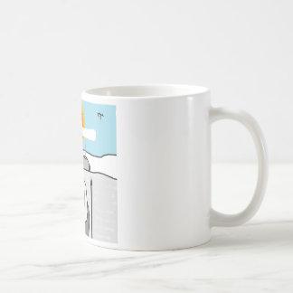 eskimo coffee mug