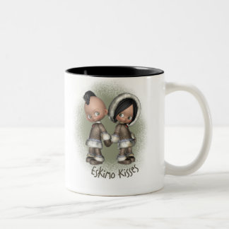 Eskimo Kisses Mug
