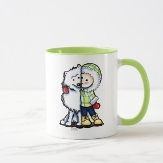 Eskimo Kisses Winter Mug