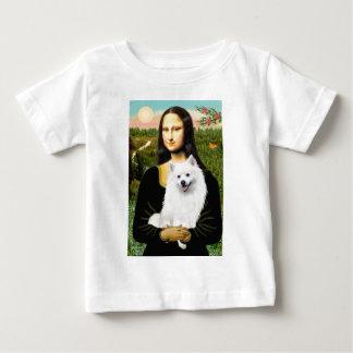 Eskimo Spitz 1 - Mona Lisa Baby T-Shirt