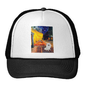 Eskimo SPitz 1 - Terrace Cafe Trucker Hat
