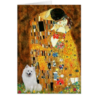 Eskimo Spitz 1 - The Kiss Card