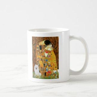 Eskimo Spitz 1 - The Kiss Coffee Mug
