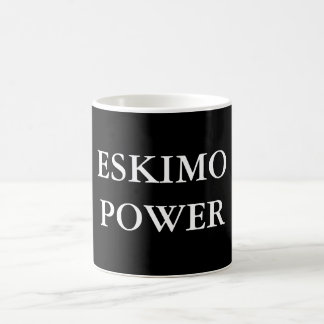 ESKIMOPOWER COFFEE MUG