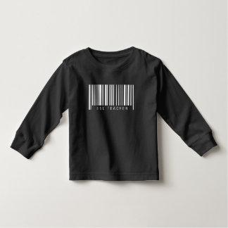 ESL Teacher Barcode Toddler T-shirt