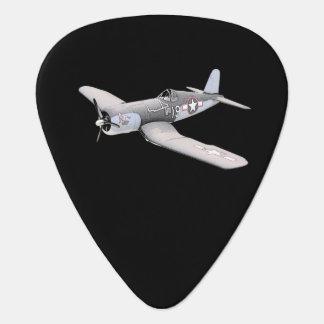 ESM F-4U Corsair Airplane Guitar Pick