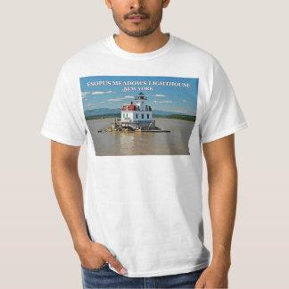 Esopus Meadows Lighthouse, New York T-Shirt