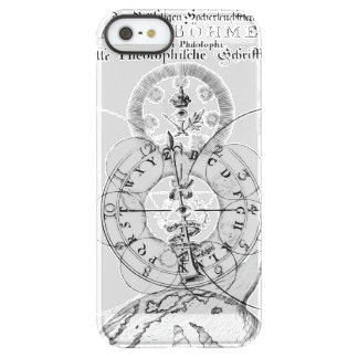 Esoteric Alphabet of Theosophy Permafrost® iPhone SE/5/5s Case