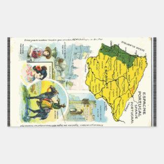 Espacne Portugal Spanje Portugaal, Vintage