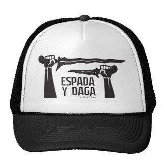 Espada y Daga Astig shirt Trucker Hat