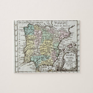 Espana 1757 jigsaw puzzle