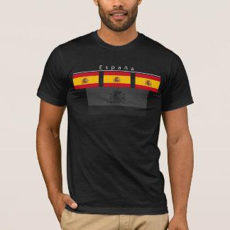 Espana Flag T-shirt