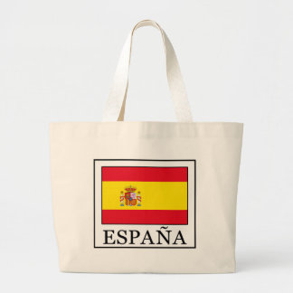 España Large Tote Bag