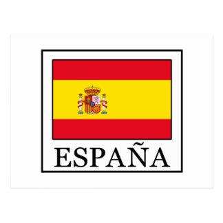 España Postcard