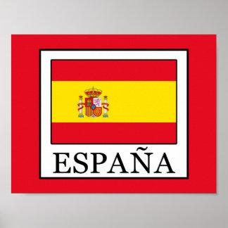 España Poster