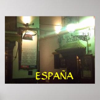 ESPAÑA-Spain Poster