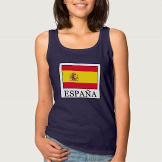España Tank Top