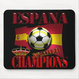Espana World Champions Mousepad