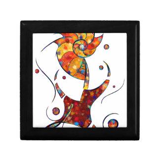 Espanessua - imaginery spiral flower gift box