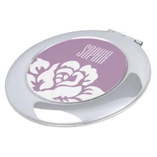 Espejo oval para maquillaje custom name vanity mirrors