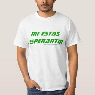 Esperanto anthem shirt, esperanto-himno-ĉemizo T-Shirt