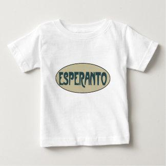 Esperanto Baby T-Shirt