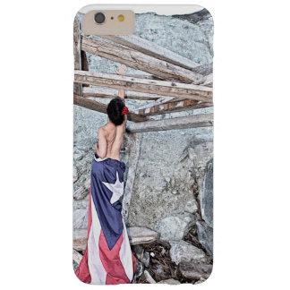 Esperanza - full image barely there iPhone 6 plus case