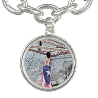 Esperanza - full image charm bracelets