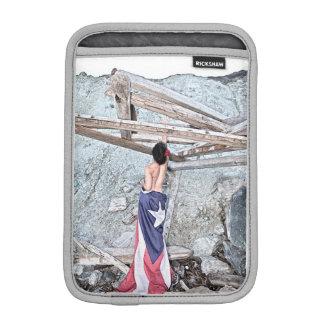 Esperanza - full image iPad mini sleeve