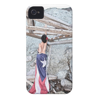 Esperanza - full image iPhone 4 Case-Mate case