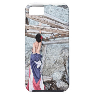 Esperanza - full image iPhone 5 case