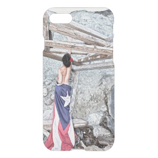 Esperanza - full image iPhone 8/7 case