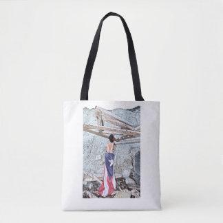 Esperanza - full image tote bag